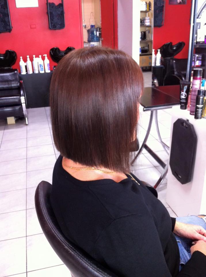 Ladie's Hair Trim, Cut, Syle and Colour at Studio Red in Atwell